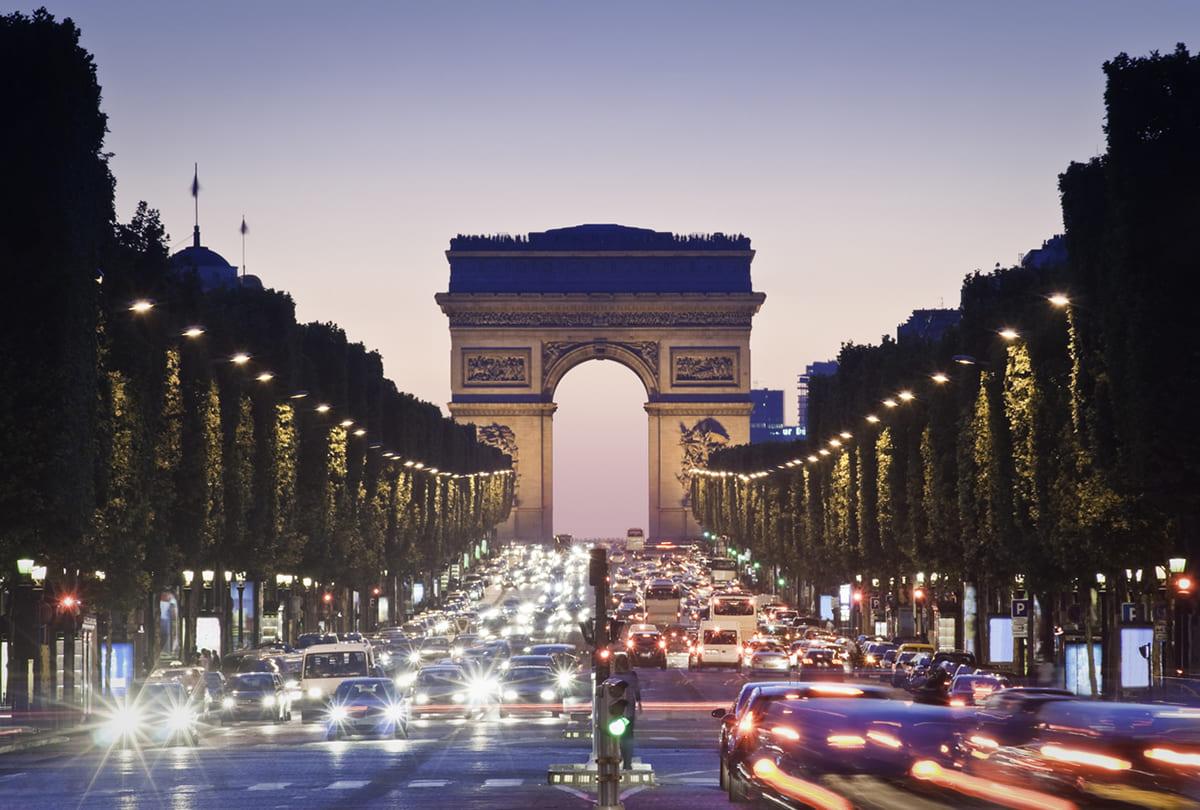 프랑스 航空券